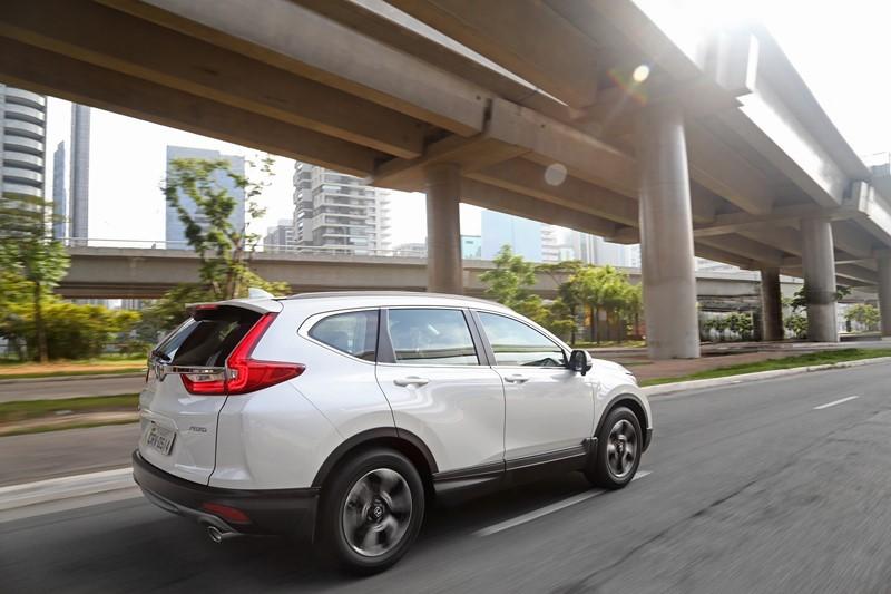 Honda CR-V – 818.981 unidades - Foto: Divulgação - Foto: Divulgação/Garagem 360/ND
