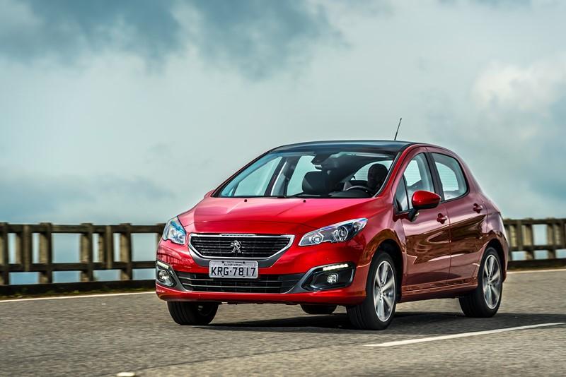 6- Peugeot 308 Business THP (2018): Desvalorização: -4,35%; Preço sugerido: R$ 69.990 - Foto: Divulgação - Foto: Divulgação/Garagem 360/ND