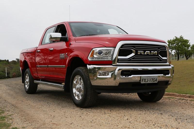 Ram pick-up – 731.895 unidades - Foto: Divulgação - Foto: Divulgação/Garagem 360/ND