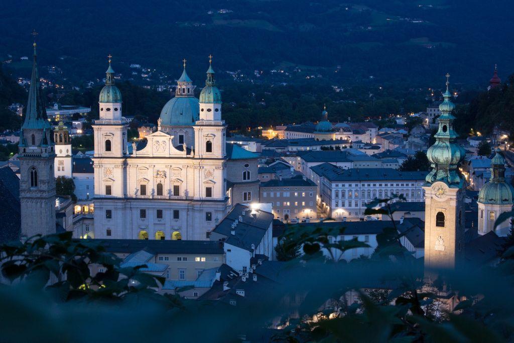 8 - Salzburgo, Áustria - Pixabay - Pixabay /Rota de Férias/ND