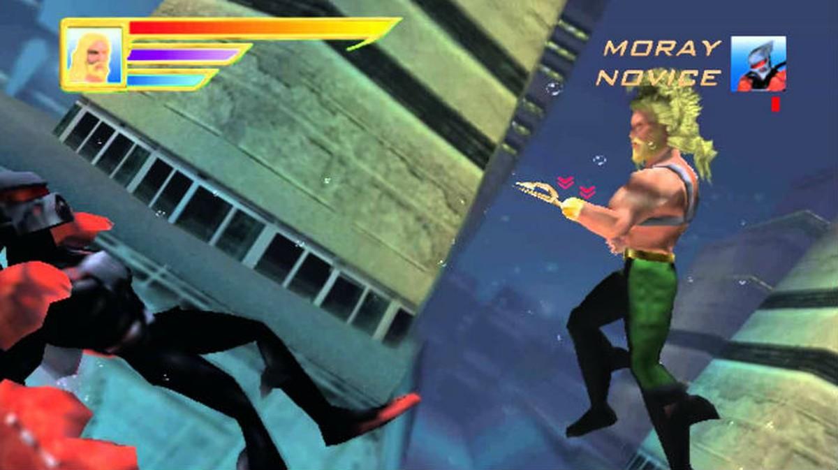 8. Aquaman: Battle for Atlantis (2003) - Crédito: Divulgação/33Giga/ND