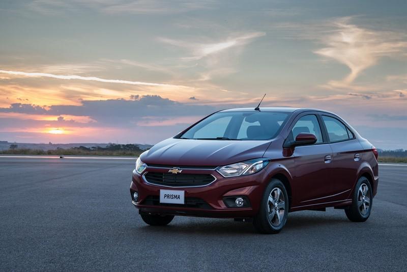 8- Chevrolet Prisma: 73.721 unidades - Foto: Divulgação - Foto: Divulgação/Garagem 360/ND