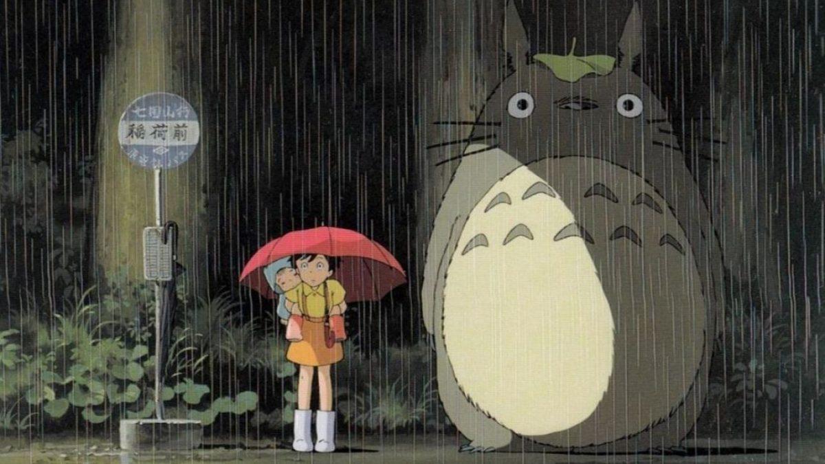 01/02 – Meu Amigo Totoro (1988) - Crédito: Divulgação/33Giga/ND