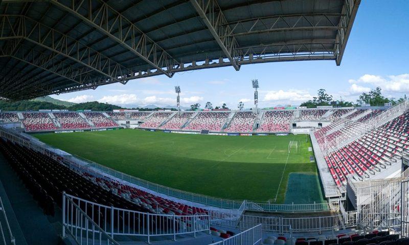 Arena Joinville deve ser alvo de PPP no próximo governo – Foto: Yan Pedro/JEC