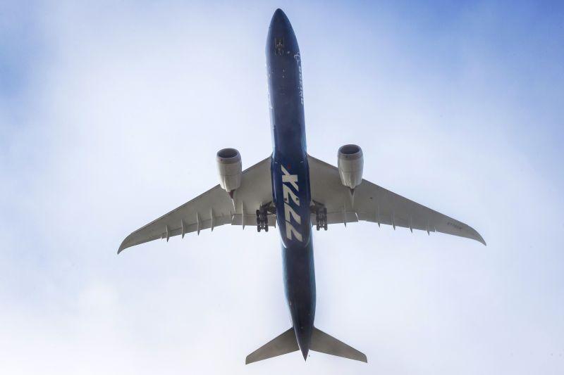 Boeing realiza voo inaugural de seu novo avião - Foto: Divulgação - Foto: Divulgação/Garagem 360/ND