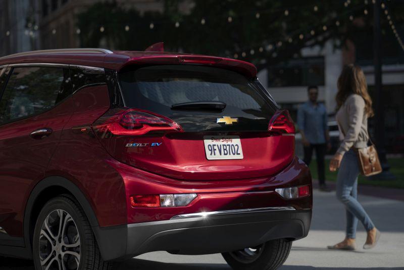 Chevrolet vai importar novo lote do elétrico Bolt EV - Foto: Divulgação