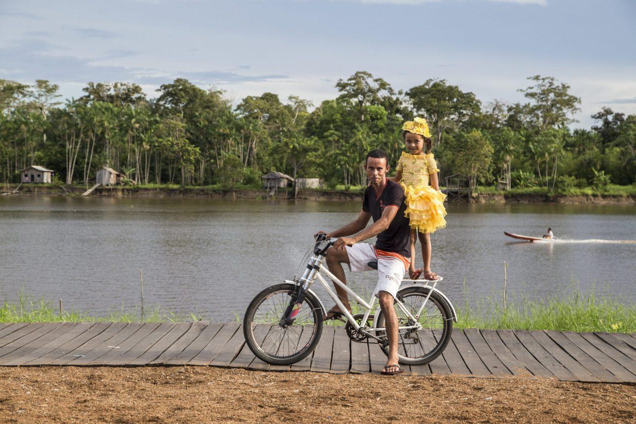 Como fotojornalista, estar em Florianópolis é viver a mercê de sempre encontrar ambientes muito diferentes numa mesma ilha, fico impressionado com o centro pulsante, e ao mesmo tempo o silêncio rural da Costa da Lagoa. - Anderson Coelho/ND