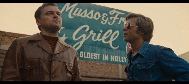 Era Uma Vez em… Hollywood: O diretor Quentin Tarantino traz Leonardo DiCaprio, Brad Pitt, Margot Robbie para viver uma comédia na Los Angeles de 1969. Rick Dalton (Leonardo DiCaprio) é um ator de TV que, juntamente com seu dublê, está decidido a fazer o nome em Hollywood. - Foto: Reprodução/Redes Sociais/ND