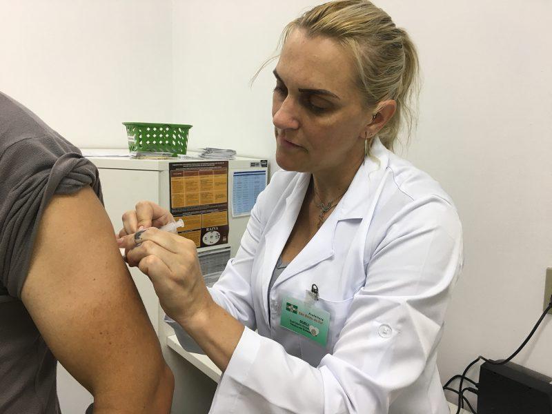 Após coronavírus, Ministério da Saúde antecipa vacinação contra gripe – Foto: ASCOM PMSBS/Divulgação/ND