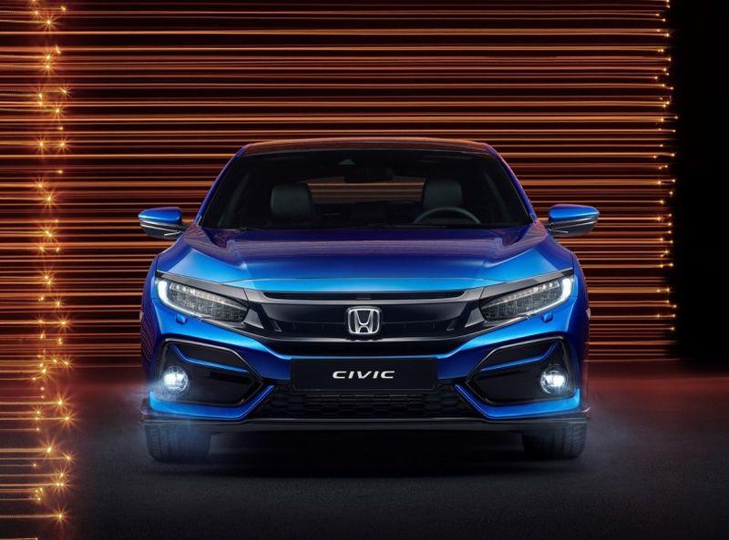 Honda Civic – 821.374 unidades - Foto: Divulgação - Foto: Divulgação/Garagem 360/ND