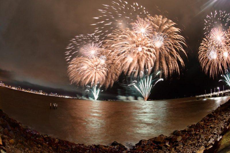 Possível festa de Réveillon ainda é incógnita em Florianópolis – Foto: Cristiano Andujar/PMF