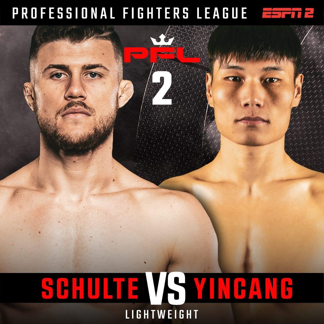 Primeira luta de Natan foi contra o chinês Yincang Bao - Arquivo Pessoal/divulgação/ND