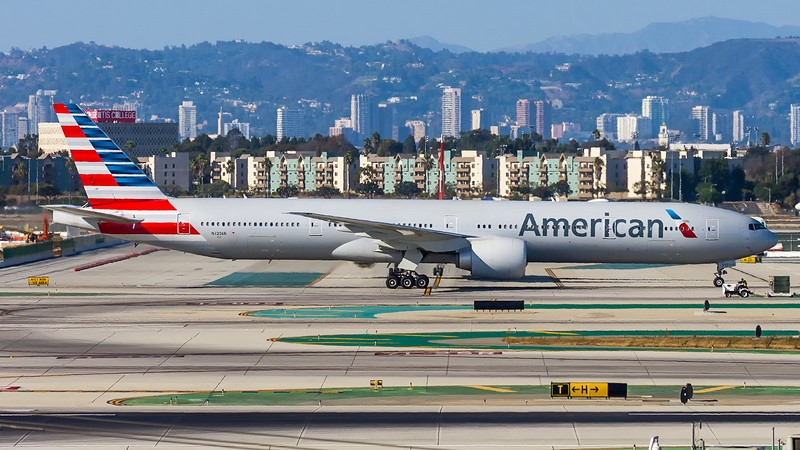 American Airlines - Colin Brown Photography on VisualHunt / CC BY - Colin Brown Photography on VisualHunt / CC BY/Rota de Férias/ND