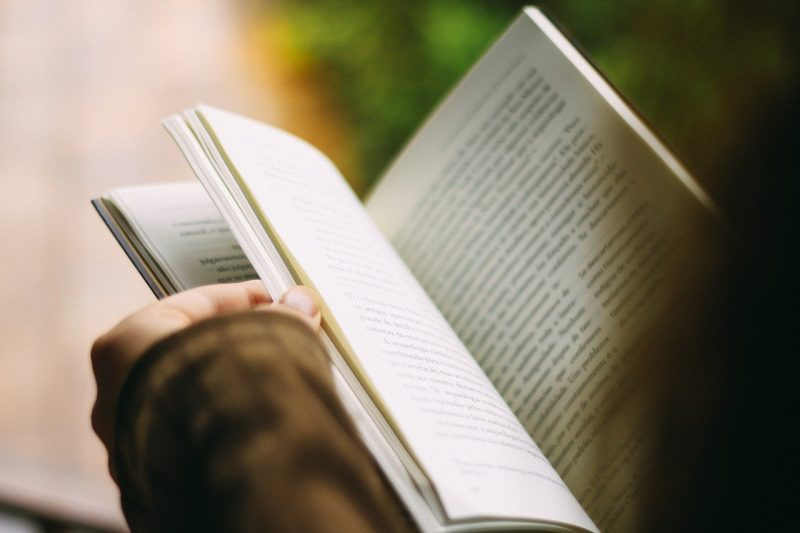 UFSC divulgou leituras obrigatórias para o vestibular – Foto: Pixabay
