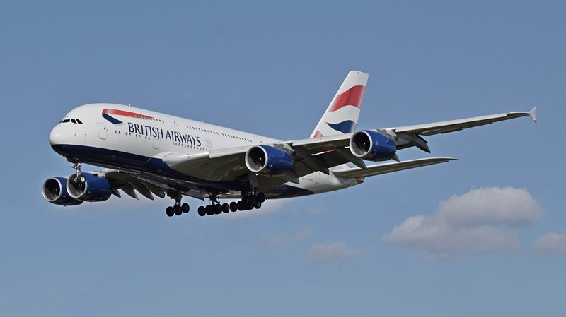British Airways - Visualhunt.com - Visualhunt.com/Rota de Férias/ND