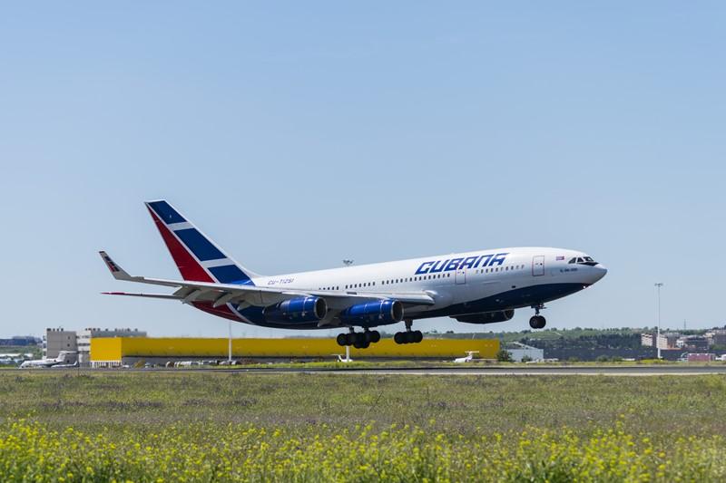 Cubana de Aviación - fernandopcg on Visual hunt / CC BY-NC-SA - fernandopcg on Visual hunt / CC BY-NC-SA/Rota de Férias/ND
