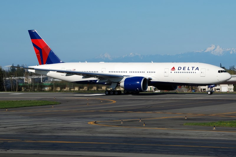 Delta Air Lines - Drewski2112 on Visual Hunt / CC BY-NC - Drewski2112 on Visual Hunt / CC BY-NC/Rota de Férias/ND