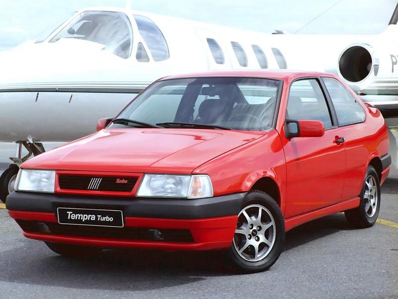 Fiat Tempra Turbo - Foto: Divulgação - Foto: Divulgação/Garagem 360/ND
