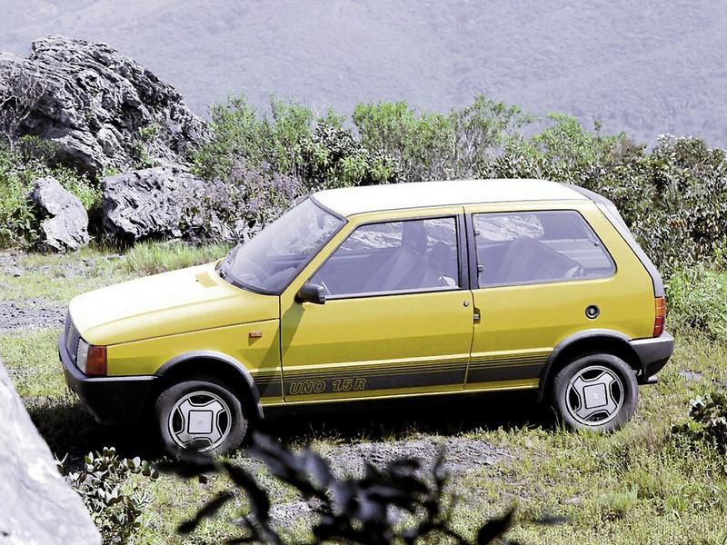 Fiat Uno 1.5R - Foto: Divulgação - Foto: Divulgação/Garagem 360/ND
