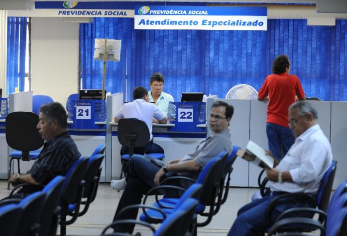 Previdência Social – Foto: Arquivo/Fábio Rodrigues Pozzebom/Agência Brasil/Divulgação/ND