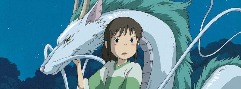 A Viagem de Chihiro e mais títulos do Studio Ghibli chegam à Netflix em fevereiro - Divulgação