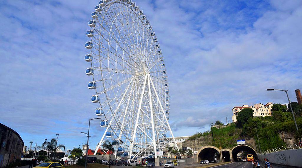 Rio Star, Brasil - Hudson Pontes/ fotospublicas - Hudson Pontes/ fotospublicas /Rota de Férias/ND
