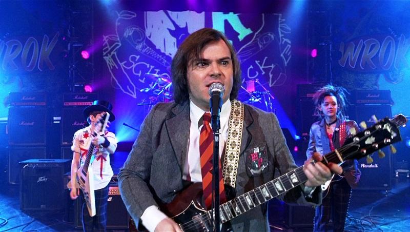Escola de Rock (2003) - Crédito: Divulgação/33Giga/ND
