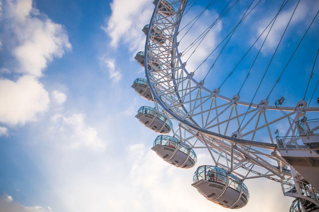 London Eye, Londres - Pixabay - Pixabay /Rota de Férias/ND