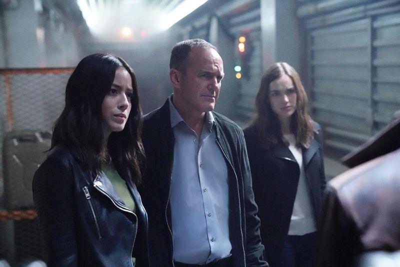 Agentes da S.H.I.E.L.D. (Cinco temporadas) - Crédito: Divulgação/33Giga/ND