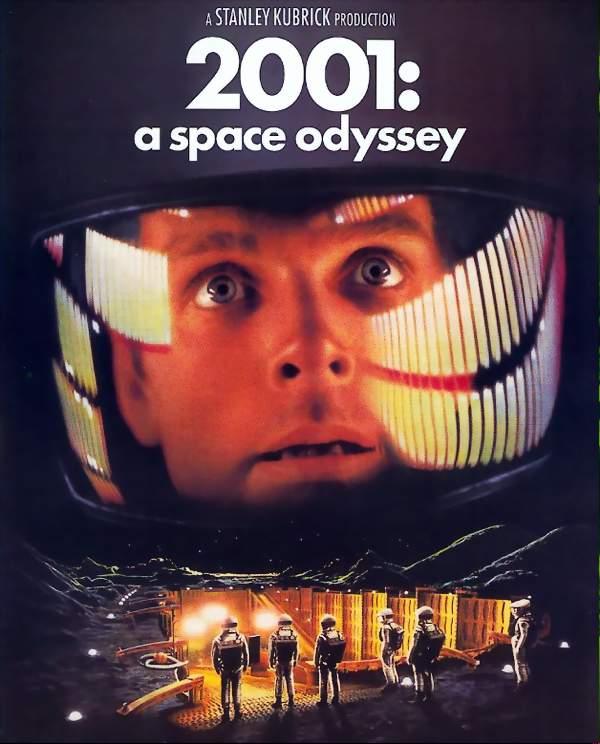 Filmes sobre tecnologia – 2001: Uma Odisseia no Espaço (1968) – Nesse filme clássico, uma equipe de astronautas é enviada para Júpiter a bordo da nave Discovery. Totalmente controlada pelo computador HAL 9000, o que a tripulação não esperava é que a máquina entraria em pane e tentaria assumir o controle da nave. - Crédito: Divulgação/33Giga/ND