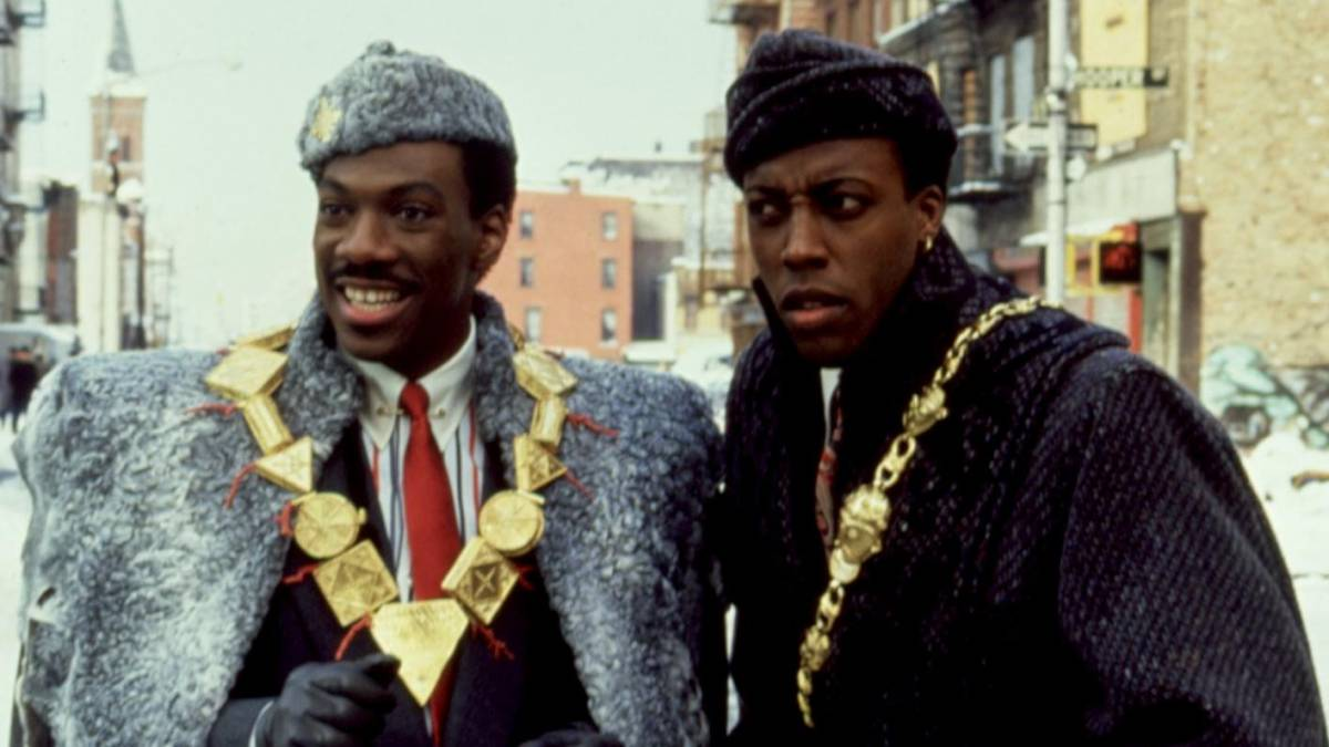 Um Príncipe em Nova York (1988) - Crédito: Divulgação/33Giga/ND