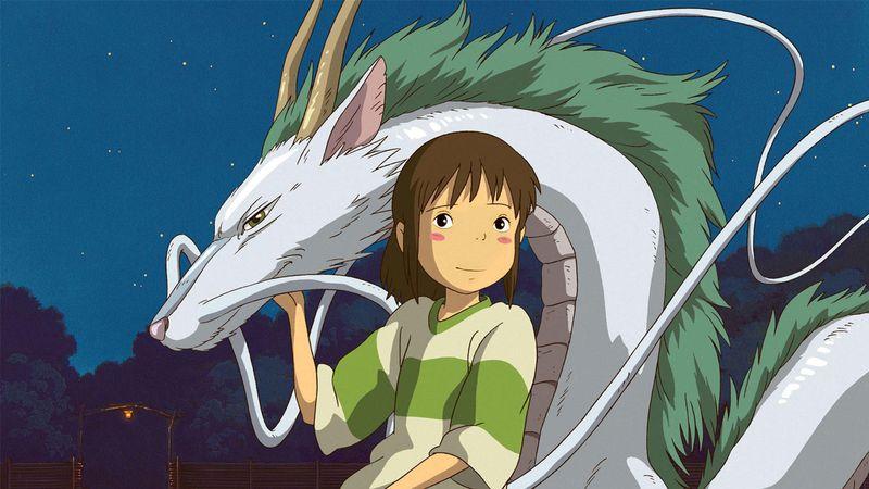 Estreias da Netflix em março: 01/03 – A Viagem de Chihiro (2001) - Crédito: Divulgação/33Giga/ND