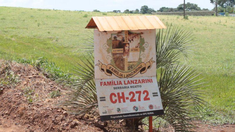 GPS Rural foi implantado em 2017 no município – Foto: Secom/Divulgação/ND