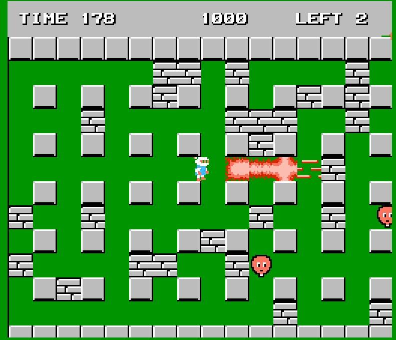 Clássico game de estratégia, Bomberman foi anúnciado pela primeira vez em 1984. - Crédito: Reprodução/33Giga/ND