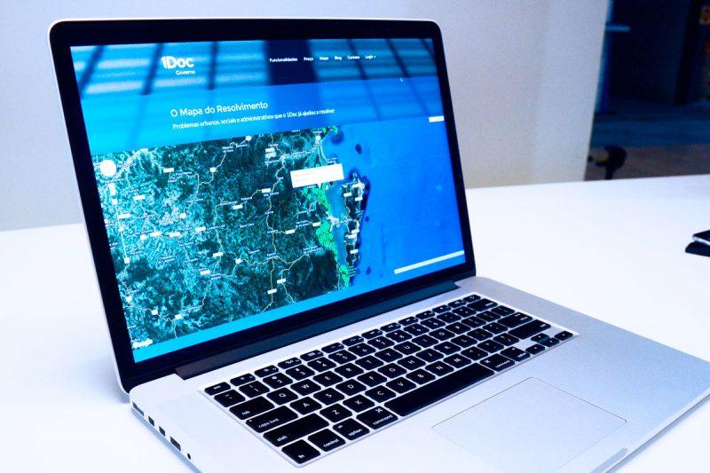 Plataforma 1Doc oferece ferramentas para prefeituras se comunicarem com a população – Foto: Divulgação 1Doc