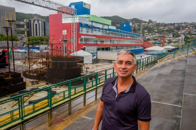 Fábio Botelho, novo superintendente da Fundação Franklin Cascaes – Foto: Foto Flavio Tin/Arquivo/ND