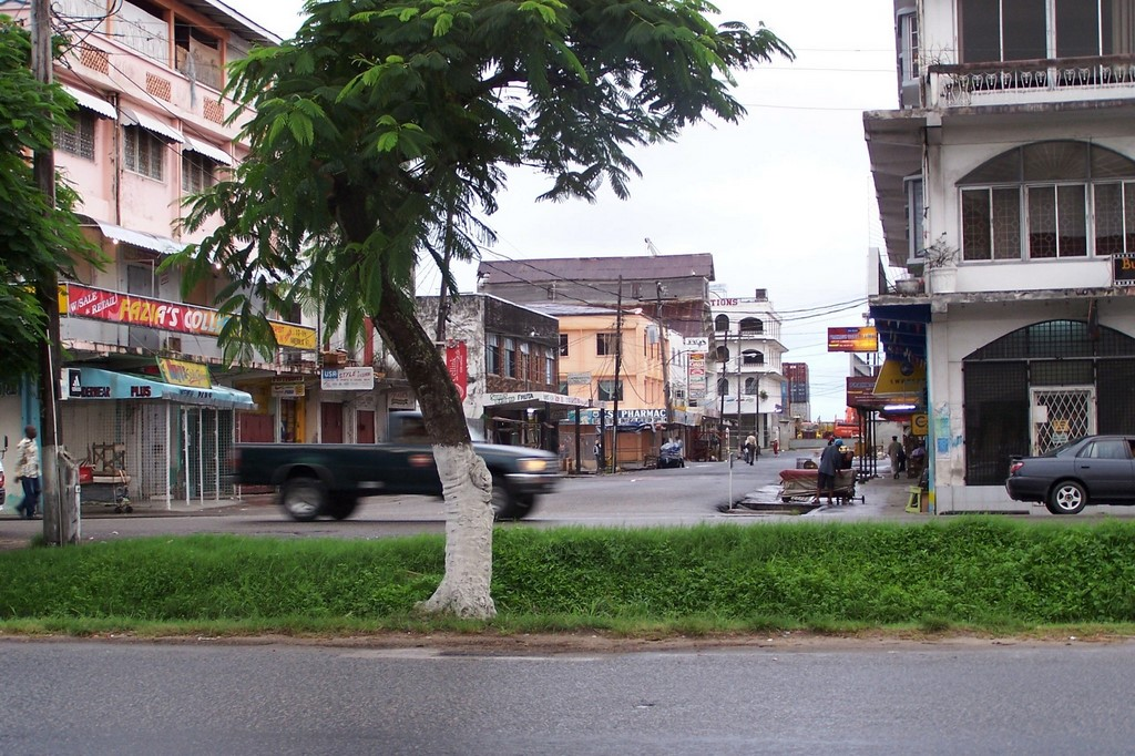 Georgetown (Guiana) - By Kevin Gabbert - User: (WT-shared) Kevin James at wts wikivoyage - Own work, Public Domain, Link - By Kevin Gabbert - User: (WT-shared) Kevin James at wts wikivoyage - Own work, Public Domain, Link /Rota de Férias/ND