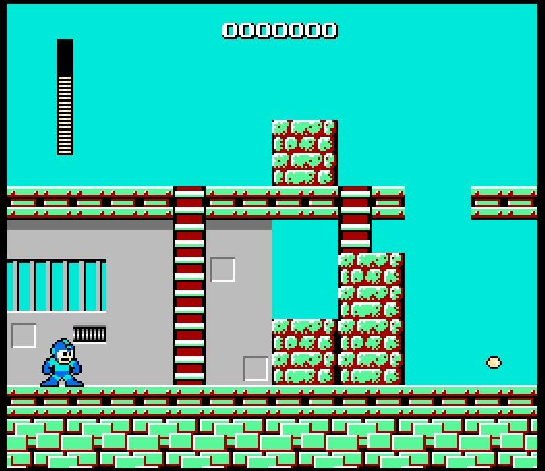 Personagem clássico da Capcom, o primeiro Mega Man chegou ao público em 1987. - Crédito: Reprodução/33Giga/ND