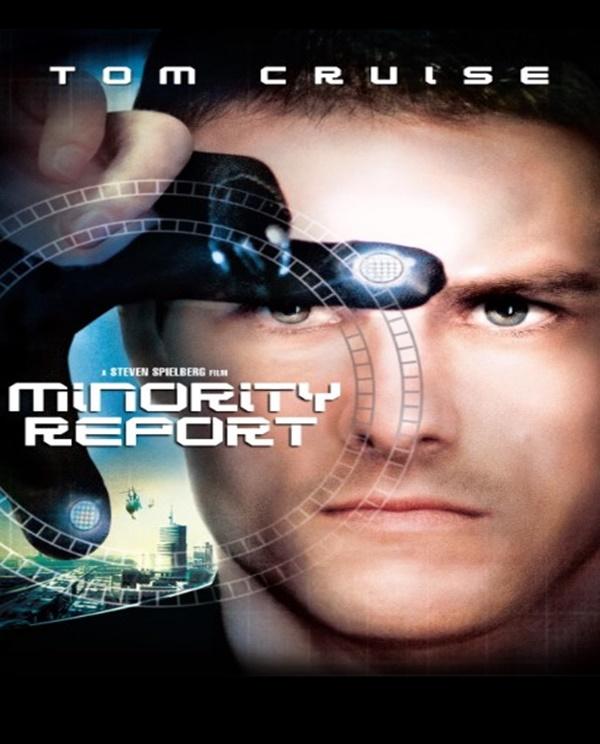Minority Report: A Nova Lei (2002) – Estrelado por Tom Cruise, o filme se passa na Washington de 2054. Os crimes de assassinatos foram banidos graças à divisão pré-crime, setor da polícia no qual o futuro é visto por paranormais e o culpado é punido antes mesmo de cometer seu crime. - Crédito: Divulgação/33Giga/ND