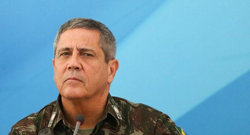 General Walter Braga Netto, novo ministro da Casa Civil – Foto: Marcelo Camargo/Agência Brasil