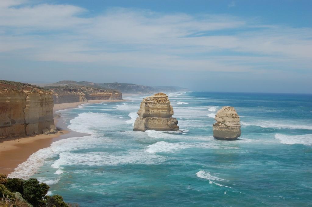 Austrália: o país também conta com alguns locais procurados para a prática do mergulho, como a Reserva Marinha Julian Rocks e a Grande Barreira de Corais - Pixabay - Pixabay/Rota de Férias/ND