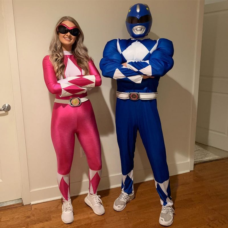 6 - Power Rangers - Reprodução/Pinterest