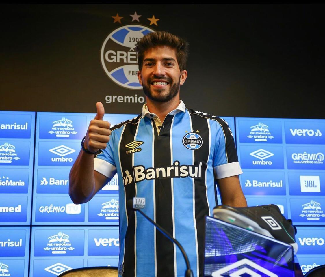 O Grêmio vem logo na sequência em 8º com 23,4% - Reprodução/Instagram
