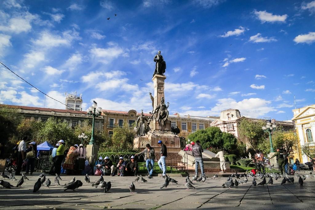 La Paz (Bolívia): a cidade é a sede do Governo, sendo uma das duas capitais oficiais do país - Pixabay - Pixabay/Rota de Férias/ND