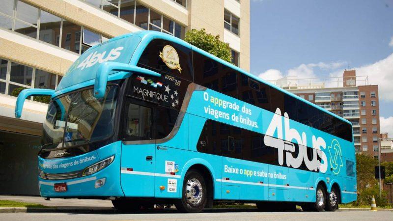 Ônibus por aplicativo continua proibido em SC, em decisão do TJSC – Foto: Divulgação ND