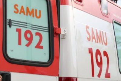 Menino de dois anos não conseguiu o atendimento da Samu do município – Foto: Divulgação
