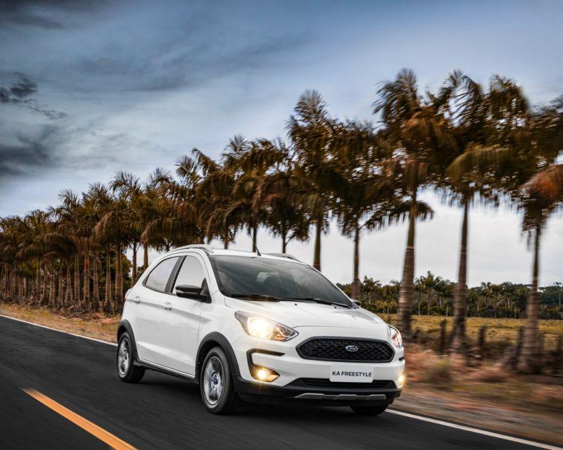 Mais anunciados em 2019 - Ford Ka - Divulgação - Divulgação /Garagem 360/ND
