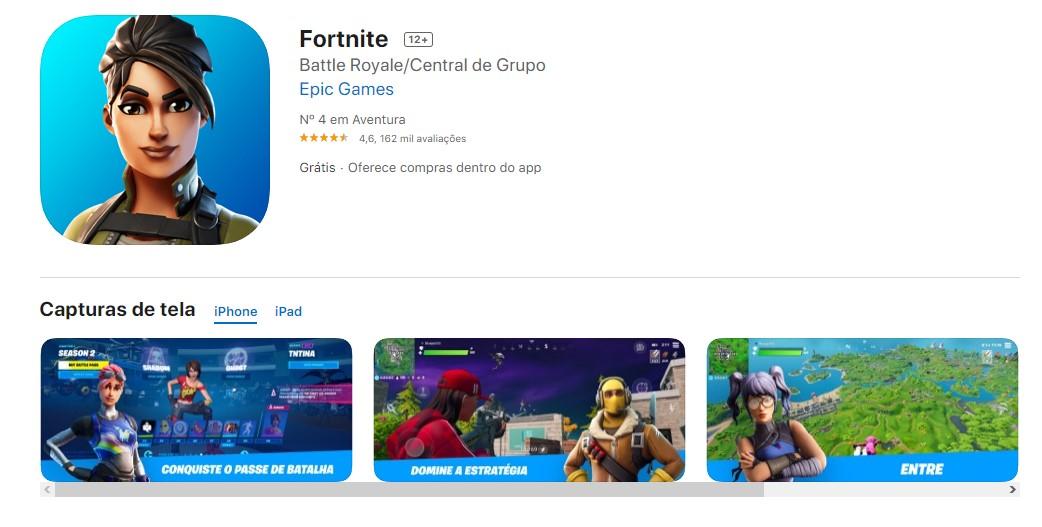 Fortnite (PlayStation 4, Nintendo Switch, Xbox One, Android, iOS, PC) - Reprodução /33Giga/ND