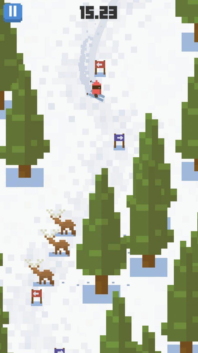 11. Skiing Yeti Mountain (http://bit.ly/3bpo7Cl) – Nota 8,79 - Crédito: Divulgação/33Giga/ND