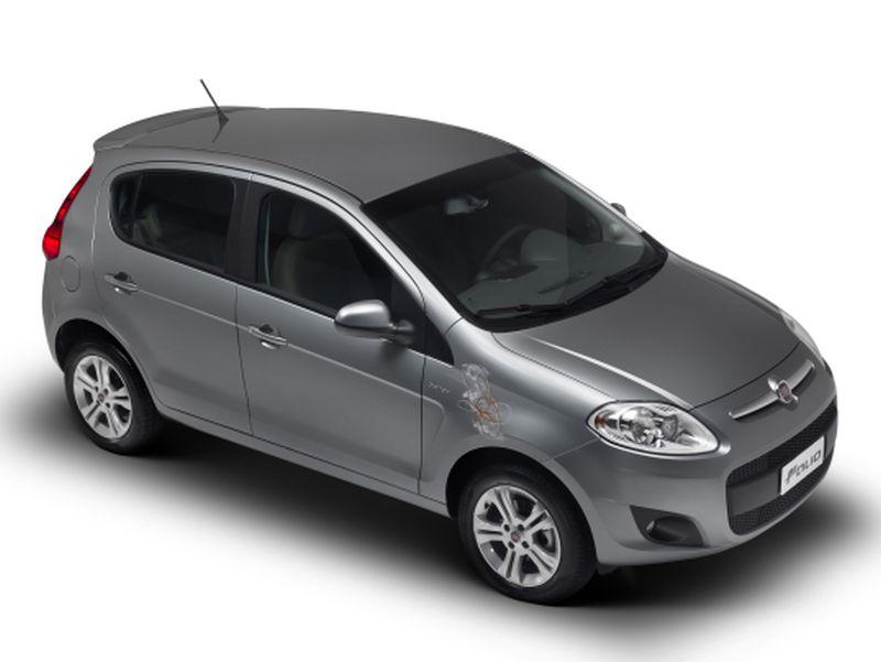 Mais buscados em 2019 - Fiat Palio - Divulgação - Divulgação /Garagem 360/ND
